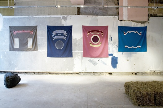 Untitled Banner 1, 2, 3 & 4