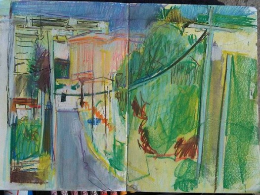 rincon sketchbook revisited