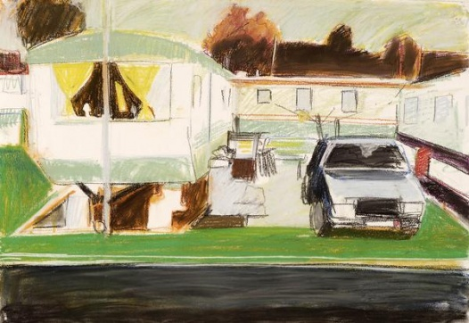 untitled (elliot caravan park series)