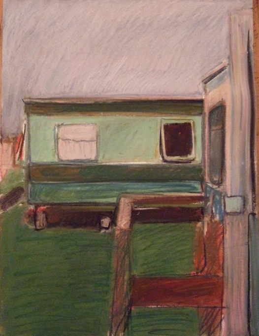 untitled (view from front porch)
