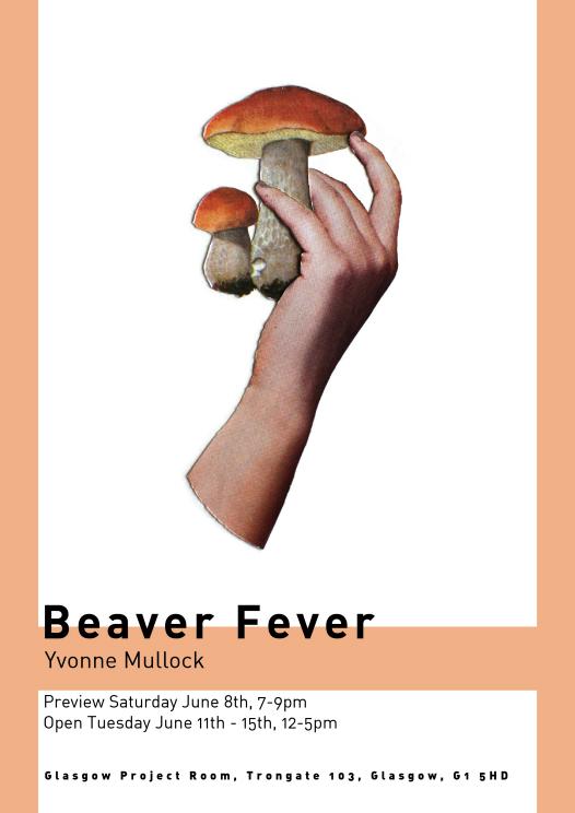 Beaver Fever - Yvonne Mullock