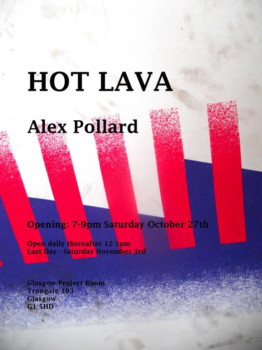 Alex Pollard - Hot Lava