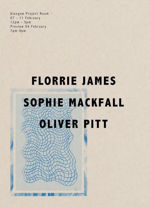 FLORRIE JAMES, SOPHIE MACKFALL & OLIVER PITT