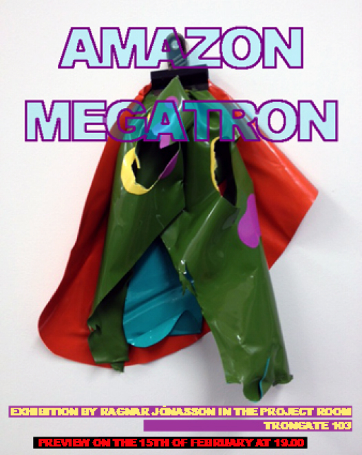Ragnar Jonasson - AMAZING MEGATRON
