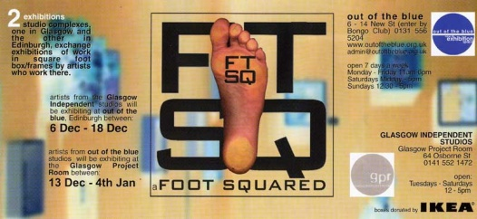 One Foot Squared